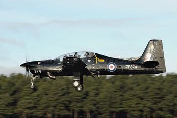 ZF374 - Royal Air Force Short 312 Tucano T.1