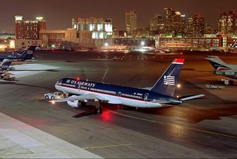 N628AU - US Airways Boeing 757-200