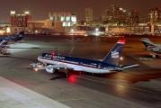 N628AU - US Airways Boeing 757-200 aircraft