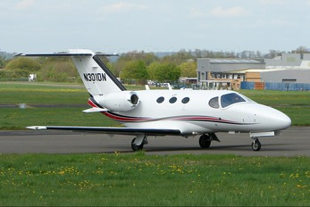 N301DN - Cessna Aircraft Company Cessna 510 Citation Mustang