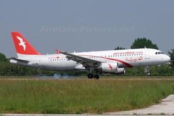 CN-NMC - Air Arabia Maroc Airbus A320