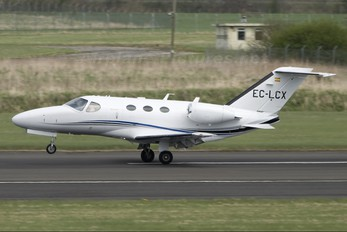 EC-LCX - Aerodynamics,Malaga Cessna 510 Citation Mustang