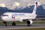 VQ-BDA - Ural Airlines Airbus A321 aircraft