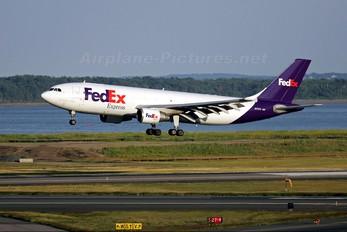 N717FD - FedEx Federal Express Airbus A300F