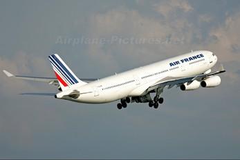 F-GLZB - Air France Airbus A340-300
