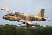 G-UVNR - Private BAC 167 Strikemaster aircraft