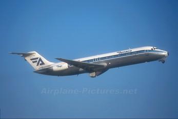 - - Aviaco McDonnell Douglas DC-9