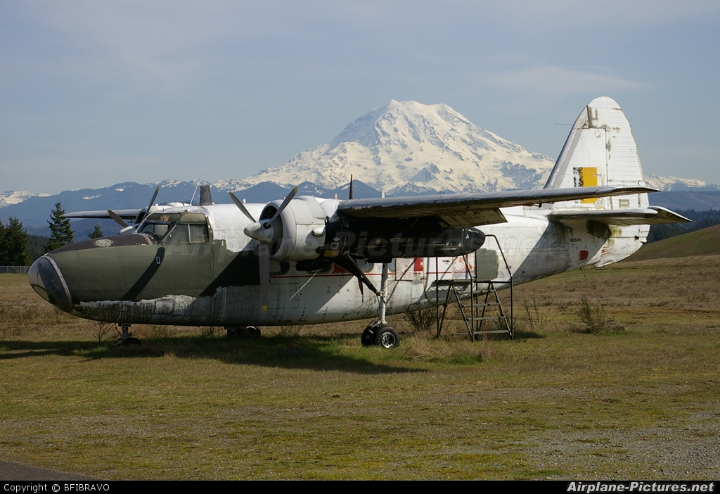 Private N66PK aircraft at Puyallup - Pierce County/Thun Field