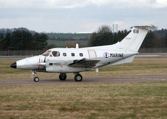 68 - France - Navy Embraer EMB-121AN Xingu