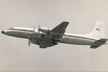 G-APNB - British United Airways Bristol 175 Britannia
