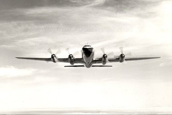 G-AOVA - Bristol Aircraft Services Bristol 175 Britannia
