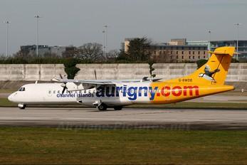 G-BWDB - Aurigny Air Services ATR 72 (all models)