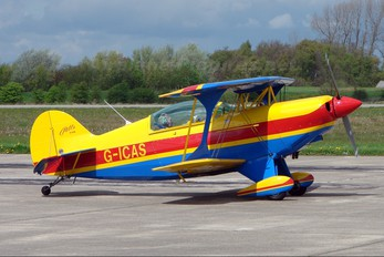G-ICAS - Private Aviat S-2