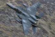 91-0605 - USA - Air Force McDonnell Douglas F-15E Strike Eagle aircraft