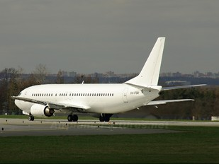 OK-FGR - CSA - Czech Airlines Boeing 737-400