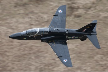XX171 - Royal Air Force British Aerospace Hawk T.1/ 1A