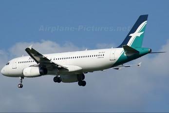 9V-SLG - SilkAir Airbus A320