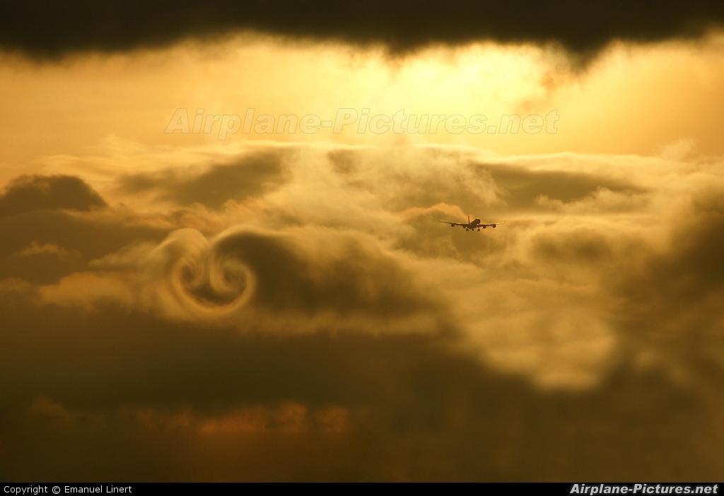 Etihad Airways A6-EHF aircraft at London - Heathrow