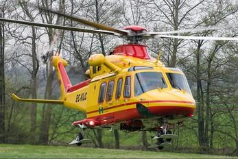 EC-KLC - INAER Agusta Westland AW139