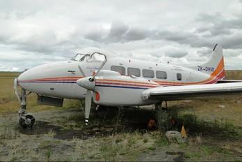 ZK-DHW - Private de Havilland DH.104 Dove