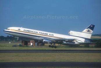 N195AT - American Trans Air Lockheed L-1011-150 TriStar