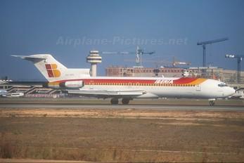 EC-CFI - Iberia Boeing 727-200 (Adv)