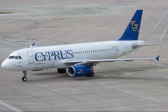 5B-DBC - Cyprus Airways Airbus A320