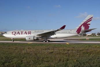 A7-HJJ - Qatar Amiri Flight Airbus A330-200