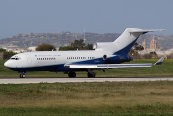 J2-KBA - Djibouti - Government Boeing 727-100