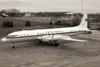 DM-STA - Lufthansa Ilyushin Il-18 (all models)