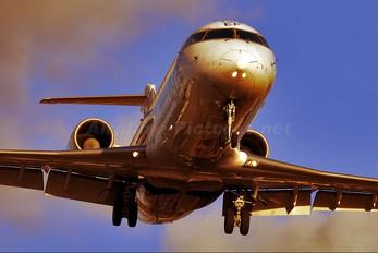 EC-JEF - Air Nostrum - Iberia Regional Canadair CL-600 CRJ-200