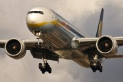 VT-JEJ - Jet Airways Boeing 777-300ER aircraft