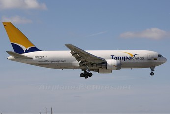 N767QT - Tampa Cargo Boeing 767-200F