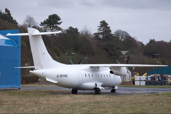 G-BYHG - CityJet Dornier Do.328