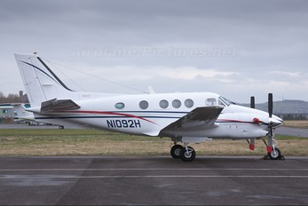 N1092H - Private Beechcraft 90 King Air