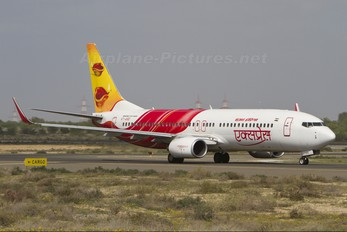 VT-AXD - Air India Express Boeing 737-800
