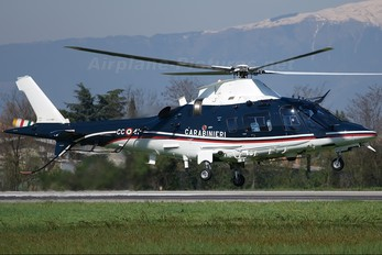 MM81667 - Italy - Carabinieri Agusta Westland AW109 N Nexus