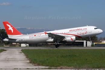 CN-NMB - Air Arabia Maroc Airbus A320