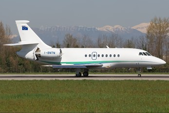 I-BNTN - Eurofly Dassault Falcon 2000 DX, EX
