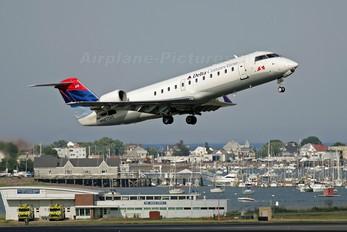 N870AS - Delta Connection - ASA Canadair CL-600 CRJ-200