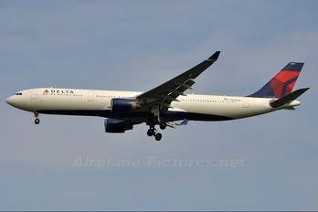 N804NW - Delta Air Lines Airbus A330-300