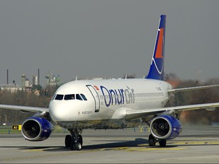 TC-OBD - Onur Air Airbus A320