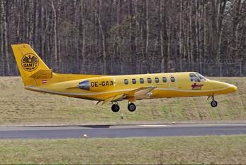 OE-GAA - Tyrol Air Ambulance Cessna 560 Citation V