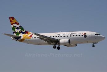 VP-CKW - Cayman Airways Boeing 737-300