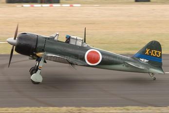 NX712Z - Private Mitsubishi A6M3 Zero