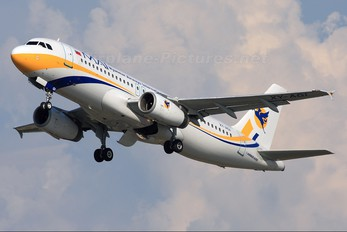 XY-AGI - Myanmar Airways International Airbus A320