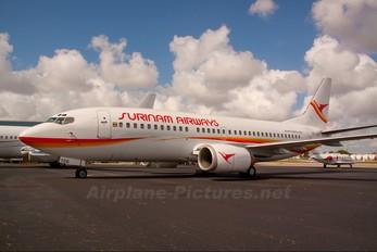 PZ-TCO - Surinam Airways Boeing 737-300