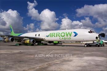 N661AV - Arrow Cargo Douglas DC-8-63F