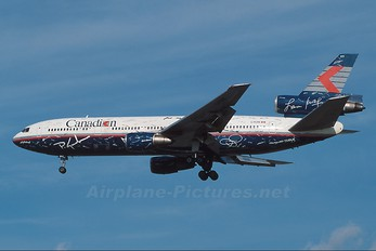 C-FCRE - Canadian Airlines International McDonnell Douglas DC-10