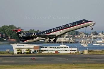 N289SK - US Airways Express Embraer ERJ-145